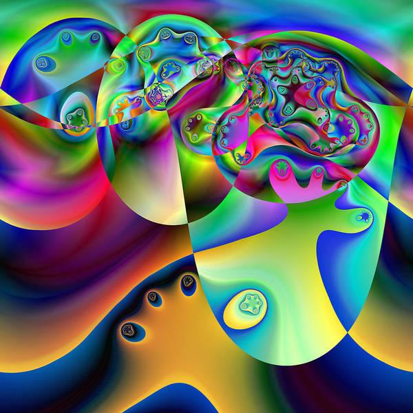 Digital Art - Prefaction by Andrew Kotlinski