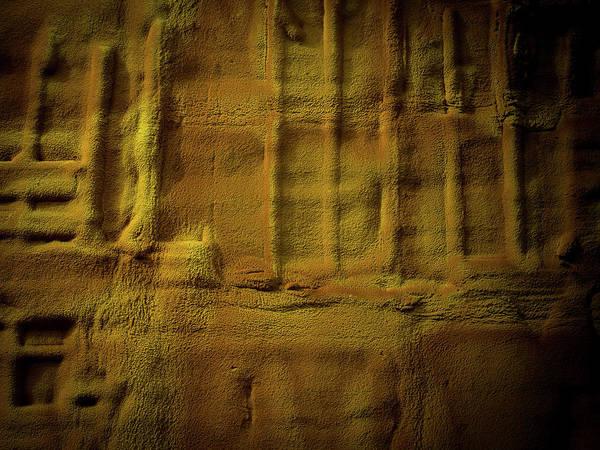 Photograph - Prehistoric Scene by Juan Contreras