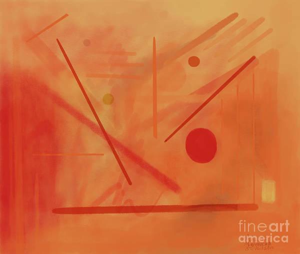 Digital Art - Prepare To Conduct The Orchestra by Annette M Stevenson