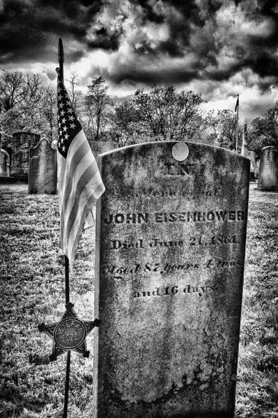 Photograph - President Eisenhower Ancestor by Paul W Faust - Impressions of Light