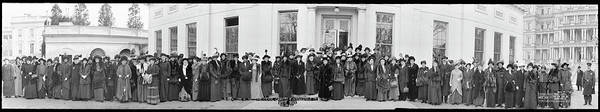 Wall Art - Photograph - Presidential Committee Of Suffragists by Fred Schutz Collection
