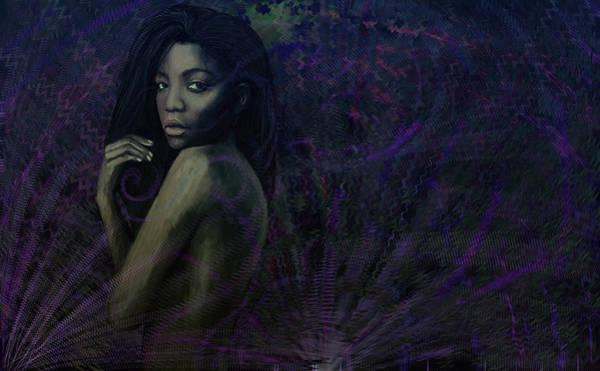 Painting - Preta by Jeremy Robinson