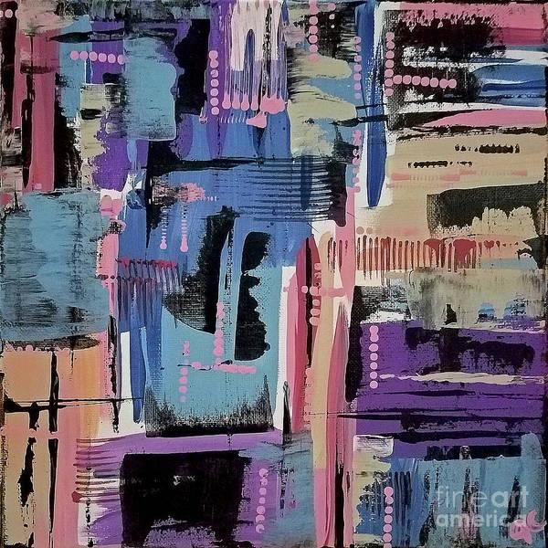 Painting - Pretty Pain by Jilian Cramb - AMothersFineArt