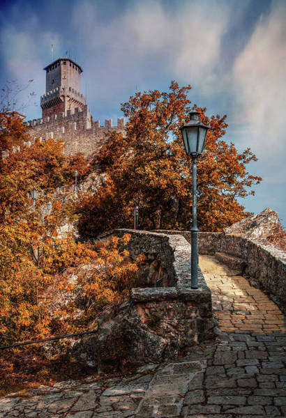 Wall Art - Photograph - Pretty Sunny Afternoon In San Marino by Jaroslaw Blaminsky