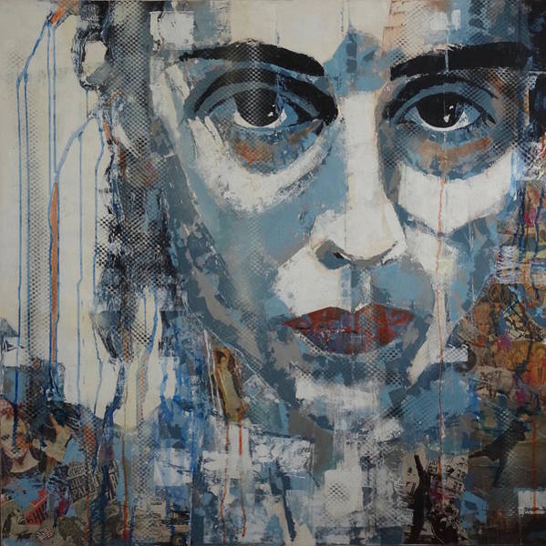 Wall Art - Painting - Pretty Vacant by Paul Lovering