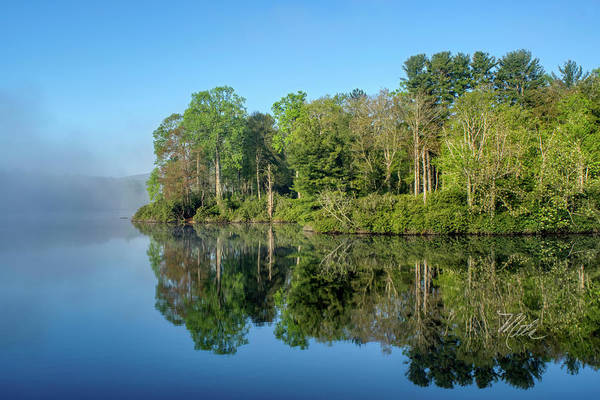 Photograph - Price Lake Morning by Meta Gatschenberger