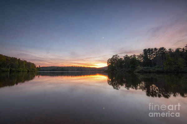Wall Art - Photograph - Price Lake Sunset  by Michael Ver Sprill