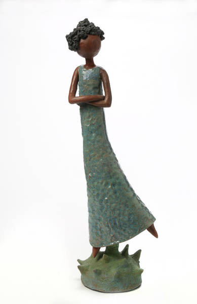 Wall Art - Sculpture - Prickly by Ann Meany