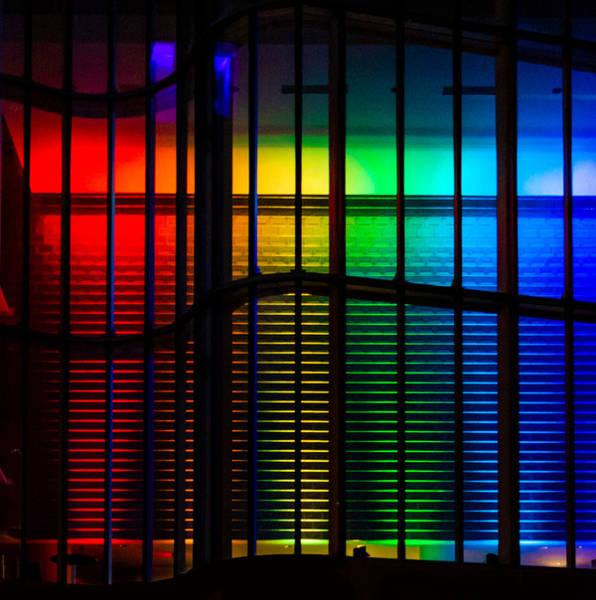 Pride Architecture  Art Print by Christine Buckley