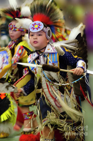 Wall Art - Photograph - Pride Of Indigenous Culture 15 by Bob Christopher
