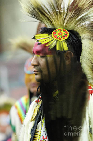 Wall Art - Photograph - Pride Of Indigenous Culture 16 by Bob Christopher