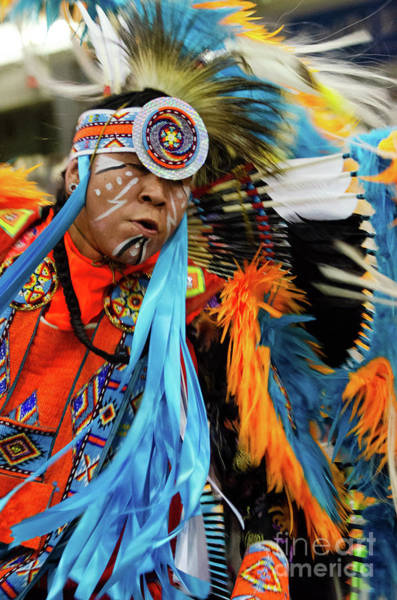 Wall Art - Photograph - Pride Of Indigenous Culture 3 by Bob Christopher