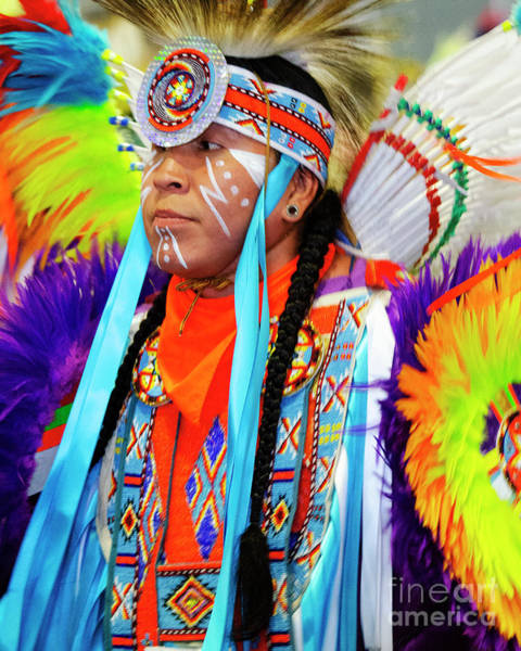 Wall Art - Photograph - Pride Of Indigenous Culture 4 by Bob Christopher