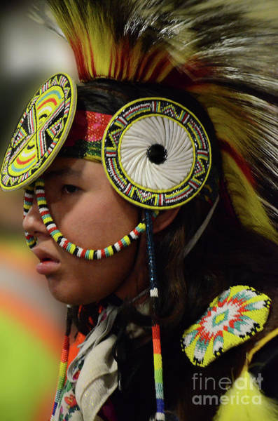 Wall Art - Photograph - Pride Of Indigenous Culture 7 by Bob Christopher