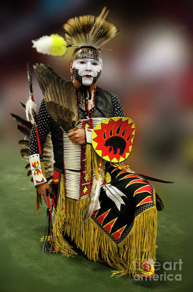 Wall Art - Photograph - Pride Of Indigenous Culture 9 by Bob Christopher