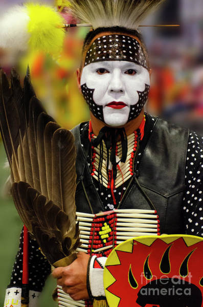 Wall Art - Photograph - Pride Of Indigenous Culture by Bob Christopher
