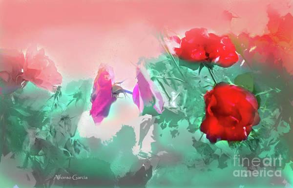 Photograph - Primavera De Color by Alfonso Garcia