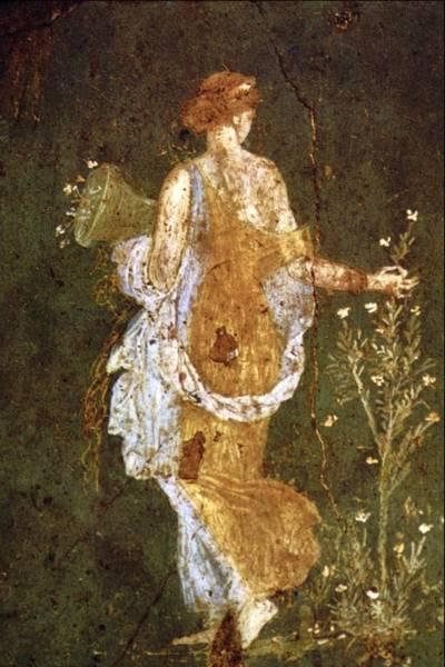 Primavera Painting - Primavera by National Museum Naples