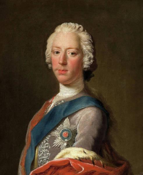 Wall Art - Painting - Prince Charles Edward Stuart by Allan Ramsay
