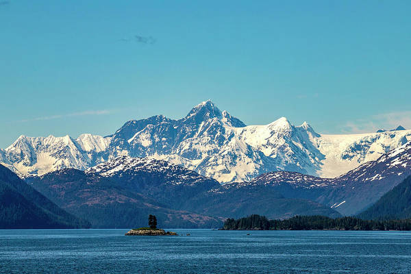Wall Art - Photograph - Prince William Sound IIi by Bill Gallagher