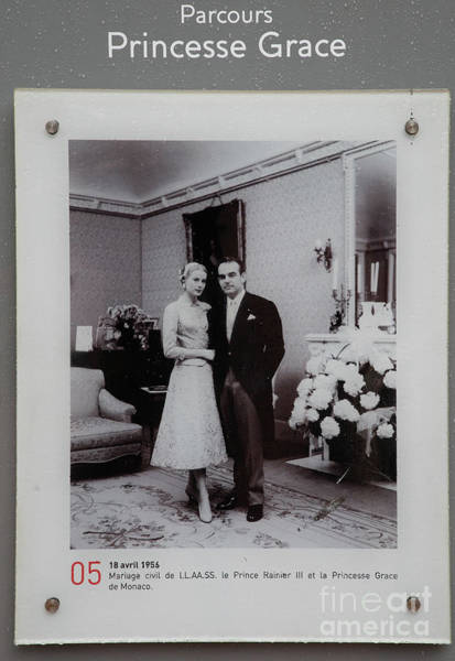 Wall Art - Photograph - Princess Grace Of Monaco by Wayne Moran