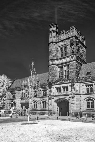 Photograph - Princeton University Buyers Hall II by Susan Candelario