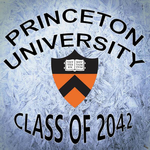 Wall Art - Digital Art - Princeton University Class Of 2042 by Movie Poster Prints