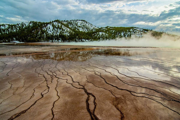 Photograph - Prismatic Spring No. 2 by Matthew Irvin