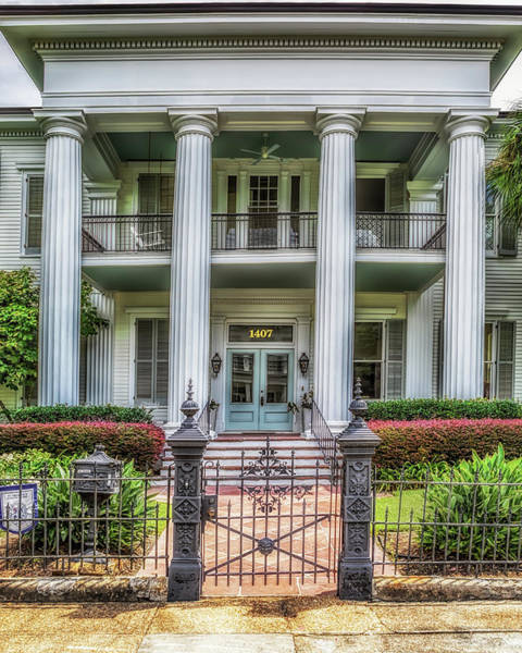 Photograph - Pritchard - Pigott House by Susan Rissi Tregoning