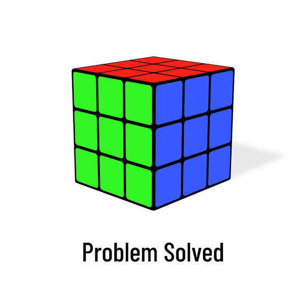 Digital Art - Problem Solved by Barry Costa