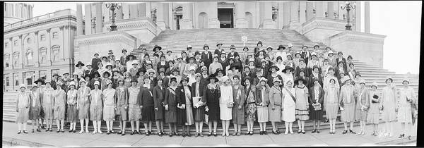 Wall Art - Photograph - Professional Women, Capital Steps by Fred Schutz Collection