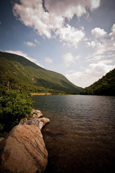 New Hampshire Photograph - Profile Lake by Gregor Hofbauer