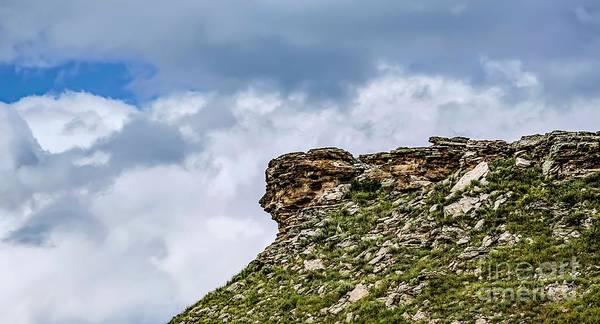 Photograph - Profile Rock by Jon Burch Photography