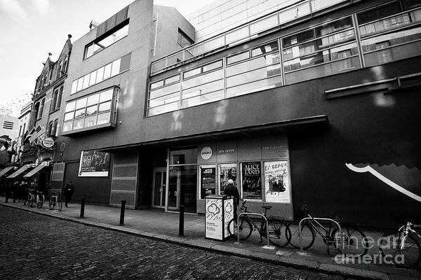 Wall Art - Photograph - Project Arts Centre Temple Bar Dublin Republic Of Ireland Europe by Joe Fox