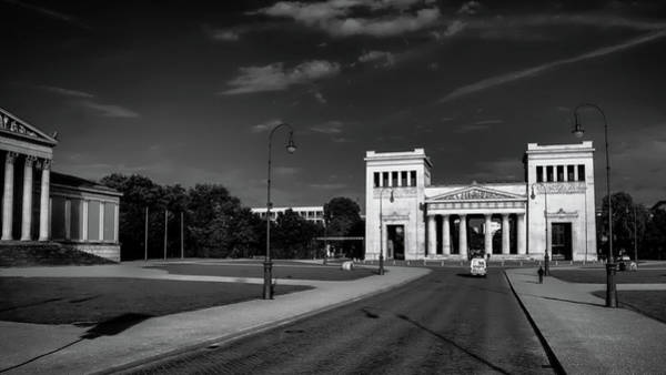Photograph - Propylaea II by Borja Robles