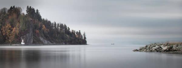 Photograph - Brockton Point, Vancouver Bc by Juan Contreras