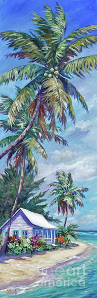 Wall Art - Painting - Prospect Reef Cottage by John Clark
