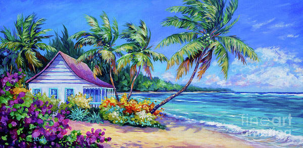 Wall Art - Painting - Prospect Reef View by John Clark