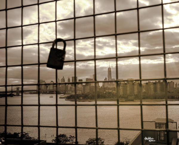 Wall Art - Photograph - Protect Our Freedom - New World Trade Center 2 by Madeline Ellis