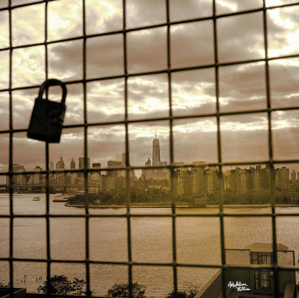 Wall Art - Photograph - Protect Our Freedom - New World Trade Center by Madeline Ellis