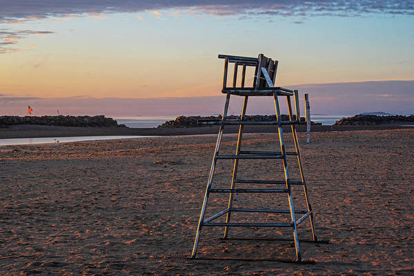 Photograph - Protecting The Five Sisters Winthrop Beach Winthrop Ma Sunrise by Toby McGuire