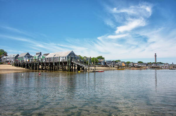 Provincetown Ma Wall Art - Photograph - Provincetown - Cape Cod - Massachusetts by Brendan Reals