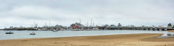 Wall Art - Photograph - Provincetown Panorama by Brendan Reals