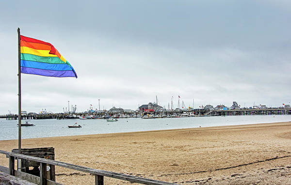 Wall Art - Photograph - Provincetown Pride by Brendan Reals