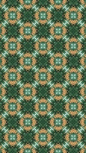 Wall Art - Digital Art - Psychedelic Cherries by Brian Jones