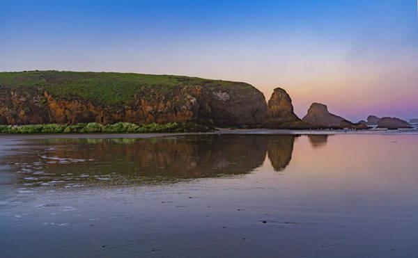 Photograph - Pudding Creek Beach - 1 by Jonathan Hansen
