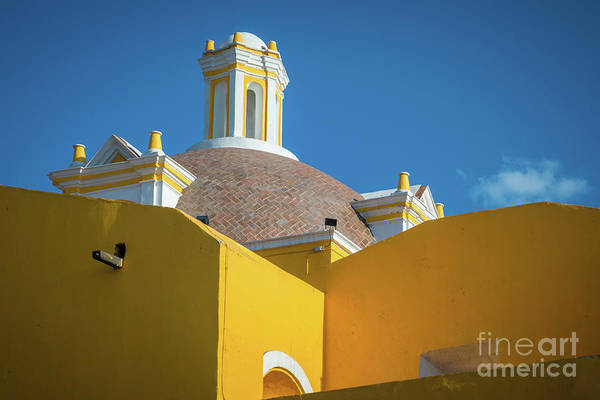 Wall Art - Photograph - Puebla Library by Inge Johnsson