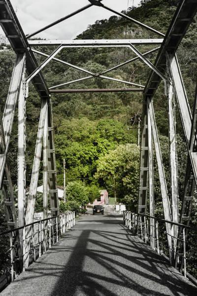 Photograph - Puente De Quebrada Seca Honda Tolima Colombia by Adam Rainoff