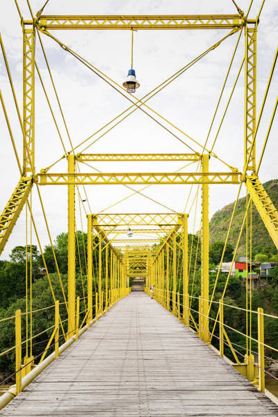 Photograph - Puente Navarro Honda Tolima Colombia by Adam Rainoff