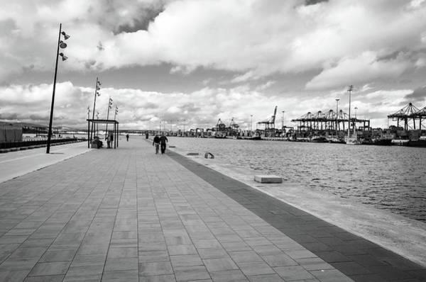 Photograph - Puerto De Algeciras IIi by Borja Robles